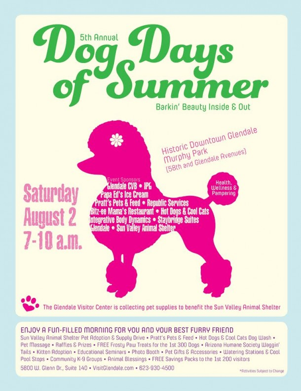 2014 5th Annual Dog Days of Summer Glendale AZ