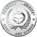 Readers' Favorite 2013 Silver Book Award