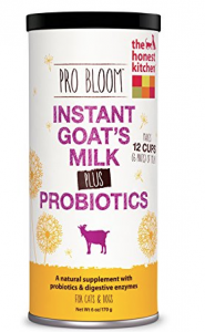 Raw goat's milk is a powerhouse supplement for your dog. Considering adding raw goat's milk today!