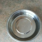 Fresh, clean water is best for dogs