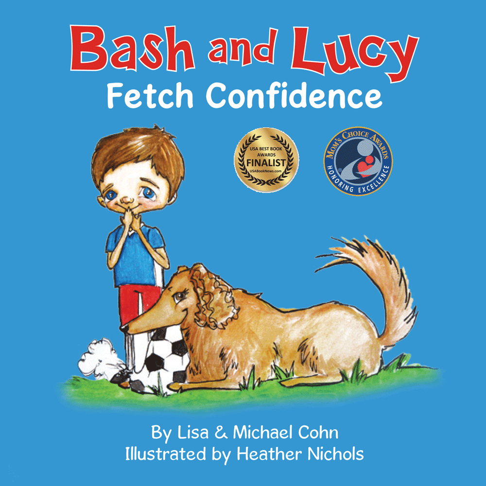 Bash and Lucy Book Cover