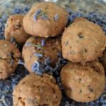 Made to order, homemade lavender hemp dog treats