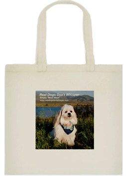 Real Dogs Totebag